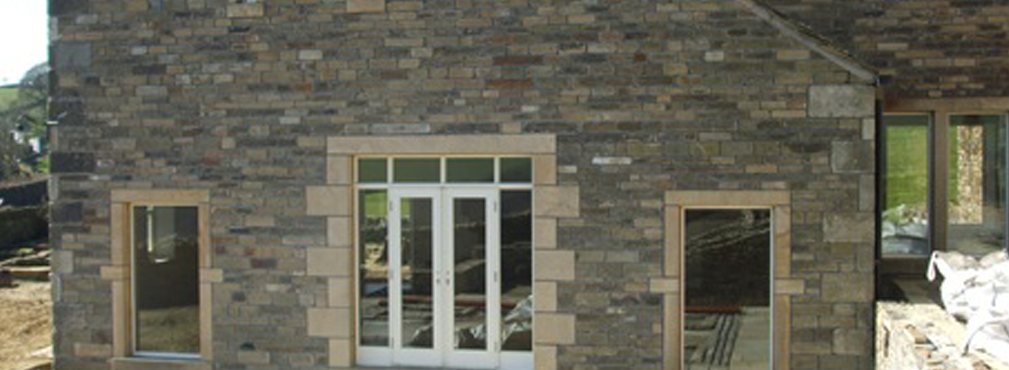 Reclaimed Walling, stone sales leeds