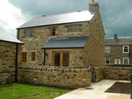 Reclaimed Walling Yorkshire